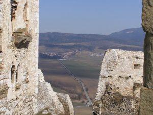 dedinka pod hradom (foto: mapio.net)