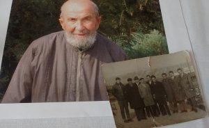Dobová fotografia od pána Čuridla. Gursching druhý zľava, Čuridlo v klobúku tretí zľava. Okrem neho už nikto na fotografii nežije...