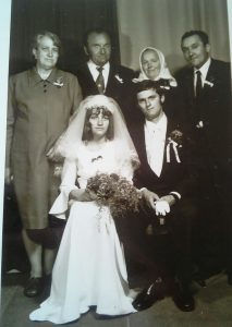 Svadba mojich rodičov