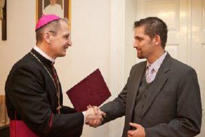 Ocenenie za prínos pre cirkevné školstvo